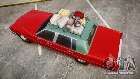 Albany Emperor Traveler para GTA 4 vista direita