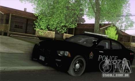 Dodge Charger ViPD 2012 para GTA San Andreas