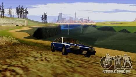 Bright ENB Series v0.1b By McSila para GTA San Andreas nono tela