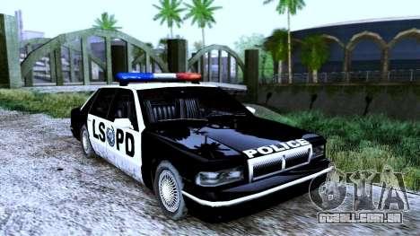 Grand ENB para PC Fraco para GTA San Andreas segunda tela