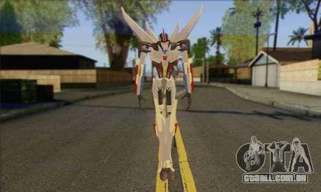 Starscrim from Transformers Prime para GTA San Andreas