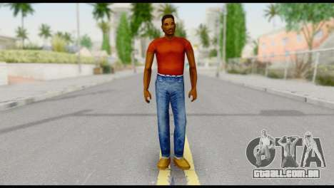 Lance no Glasses Casual para GTA San Andreas