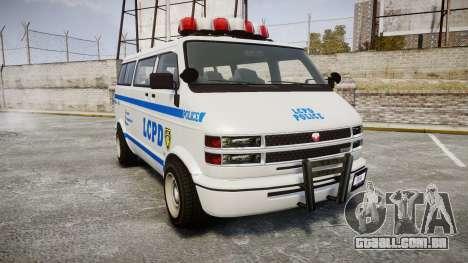 GTA V Bravado Youga LCPD para GTA 4
