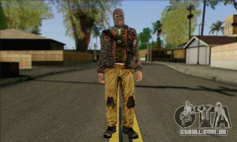 Arctic Avenger (Tactical Intervention) v1 para GTA San Andreas