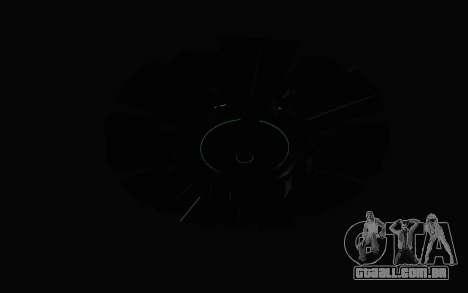 GTA 5 UFO para GTA San Andreas vista interior