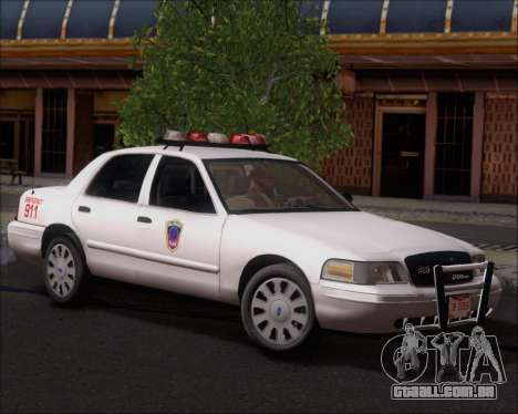 Ford Crown Victoria Tallmadge Battalion Chief 2 para GTA San Andreas