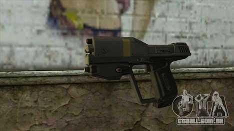 Halo Reach M6G Magnum para GTA San Andreas