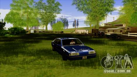 Bright ENB Series v0.1b By McSila para GTA San Andreas sétima tela