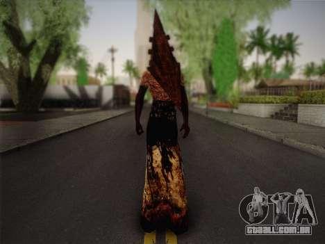 Pyramid Head From Silent Hill: Homecoming para GTA San Andreas