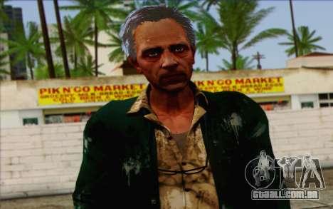 Dr. Alec Earnhardt para GTA San Andreas terceira tela