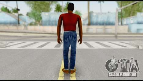 Lance no Glasses Casual para GTA San Andreas segunda tela