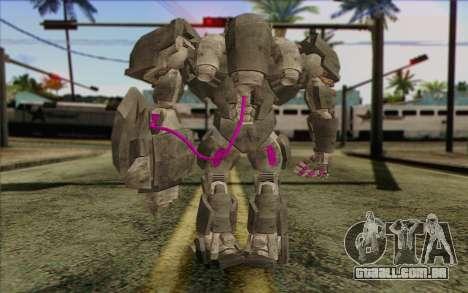 Shockwawe v2 para GTA San Andreas segunda tela