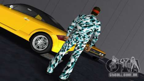 Camo Skin 10 para GTA Vice City segunda tela