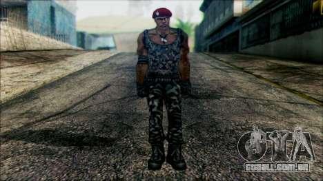 Manhunt Ped 20 para GTA San Andreas