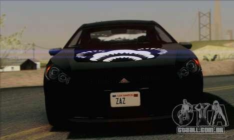 Maibatsu Penumbra 1.0 (IVF) para o motor de GTA San Andreas