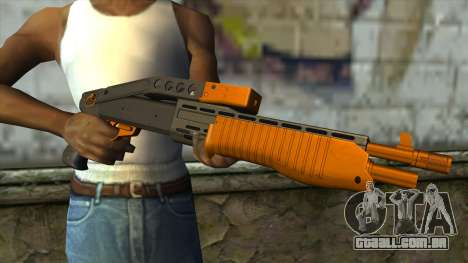 Nitro Shotgun v2 para GTA San Andreas terceira tela