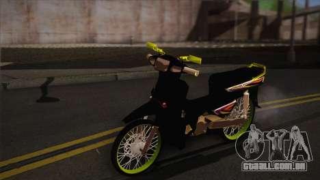 Honda Astrea para GTA San Andreas