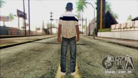 Bmost from Beta Version para GTA San Andreas segunda tela