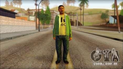 GTA 5 Ped 11 para GTA San Andreas