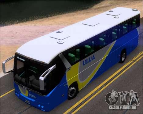 Comil Campione Ulua Scania K420 para GTA San Andreas vista traseira