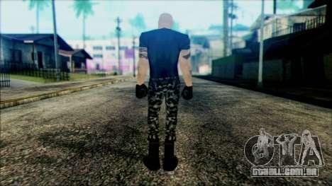 Manhunt Ped 13 para GTA San Andreas segunda tela