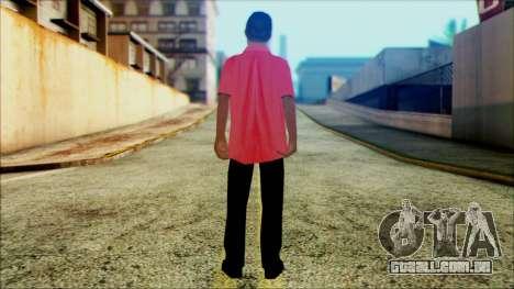Bmori from Beta Version para GTA San Andreas segunda tela