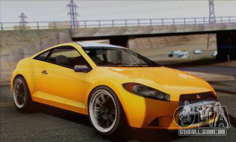 Maibatsu Penumbra 1.0 (HQLM) para GTA San Andreas
