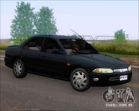 Proton Persona 1996 1.5 Gli para GTA San Andreas