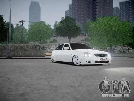 VAZ 2172 para GTA 4