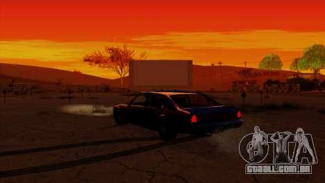 Bright ENB Series v0.1b By McSila para GTA San Andreas quinto tela