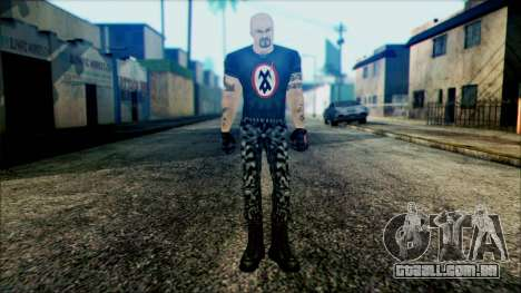 Manhunt Ped 13 para GTA San Andreas