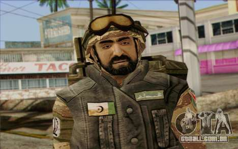 Soldados MEK (Battlefield 2) Pele 3 para GTA San Andreas terceira tela