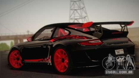 Porsche 911 GT3RSR para GTA San Andreas vista direita