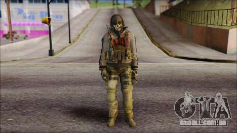 Australia TD para GTA San Andreas
