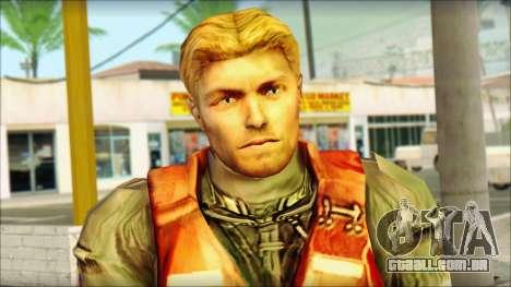 Guarda costeira (Frio Medo) para GTA San Andreas terceira tela
