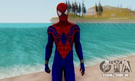 Skin The Amazing Spider Man 2 - Ben Reily para GTA San Andreas