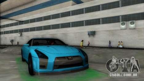 Nissan GT-R Prototype para GTA Vice City