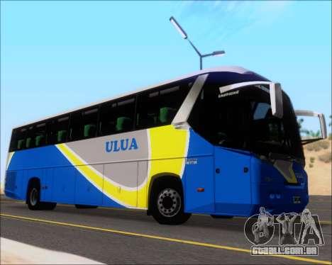 Comil Campione Ulua Scania K420 para GTA San Andreas interior