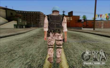 Checa Pacificador para GTA San Andreas segunda tela