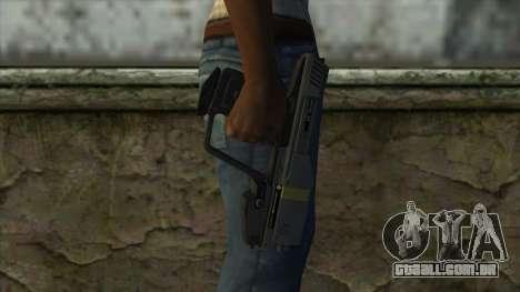 Halo Reach M6G Magnum para GTA San Andreas terceira tela