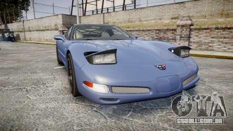 Chevrolet Corvette Z06 (C5) 2002 v2.0 para GTA 4