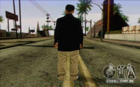 N.W.A Skin 5 para GTA San Andreas segunda tela