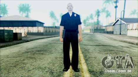 Sfpd1 from Beta Version para GTA San Andreas