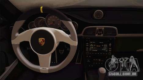 Porsche 911 GT3RSR para GTA San Andreas vista traseira