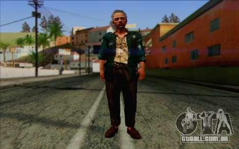 Dr. Alec Earnhardt para GTA San Andreas