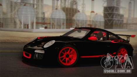 Porsche 911 GT3RSR para GTA San Andreas