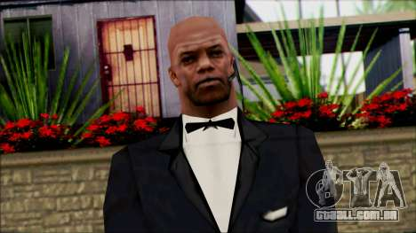 Bmyboun from Beta Version para GTA San Andreas terceira tela