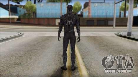 Black Trilogy Spider Man para GTA San Andreas segunda tela