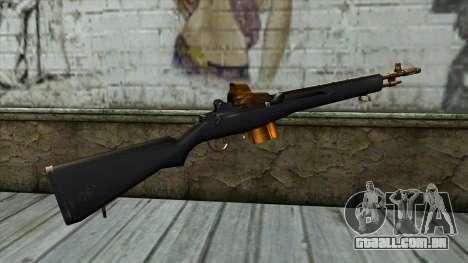 Nitro Rifle para GTA San Andreas segunda tela