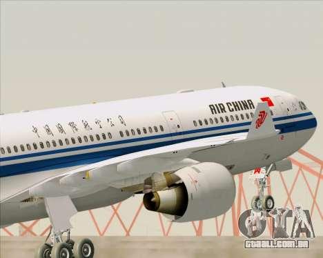 Airbus A330-300 Air China para GTA San Andreas